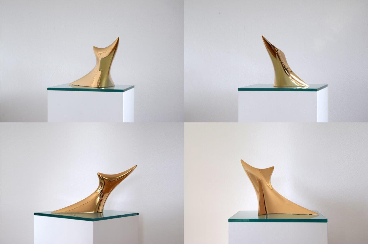 """""""ascension"""" Bronze polished VARIATIONS"""