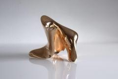 """MULTIFORM """"transition"""" Bronze polished"""